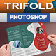 Corporate Tri-fold Brochure V14 - GraphicRiver Item for Sale