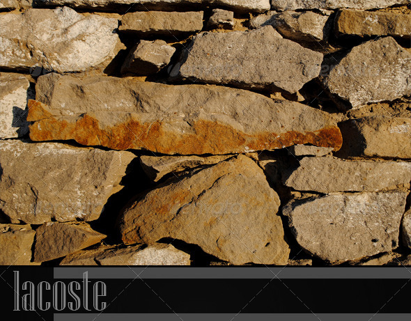GraphicRiver stones wall 6471913