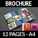 Corporate Brochure Template Vol.17 - 12 Pages - GraphicRiver Item for Sale