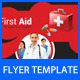 First Aid Flyer Template - GraphicRiver Item for Sale