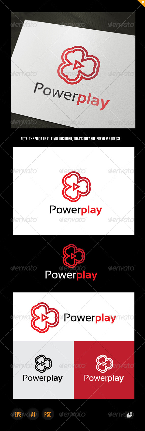 GraphicRiver Power Play 6474616