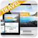 Travel E-Newsletter - GraphicRiver Item for Sale