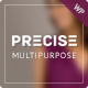 Precise — Multipurpose Responsive WordPress Theme - ThemeForest Item for Sale