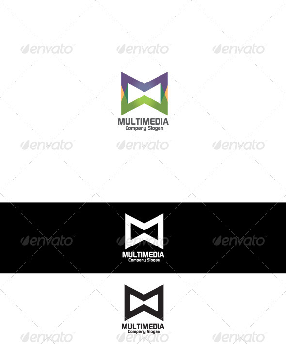 GraphicRiver Multimedia Logo 6476683