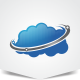 Cloud Techno Logo - GraphicRiver Item for Sale