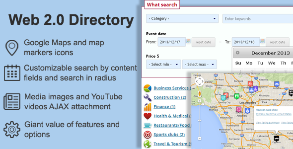 CodeCanyon Web 2.0 Directory 6463373