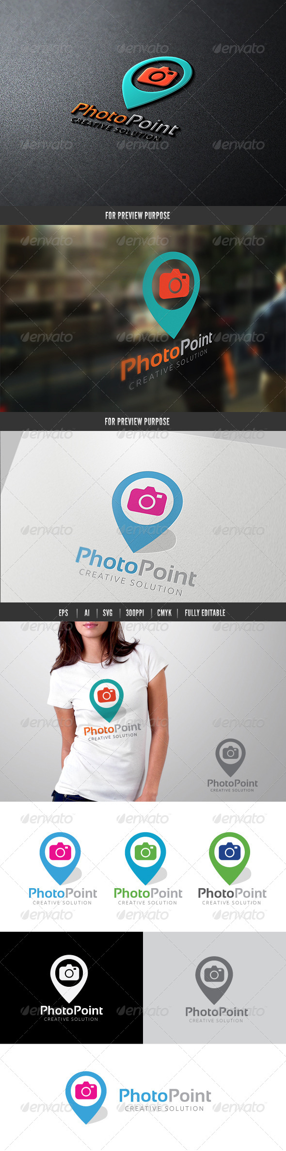 GraphicRiver Photo Point 6477365