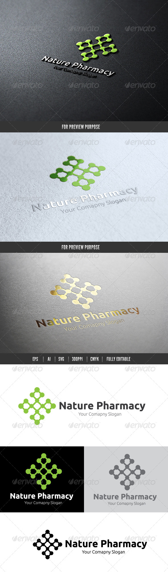 GraphicRiver Nature Pharmacy 6477970