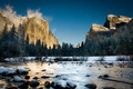 El Capitan in Winter - PhotoDune Item for Sale