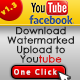 Auto Watermarked Youtube Uploader - CodeCanyon Item for Sale