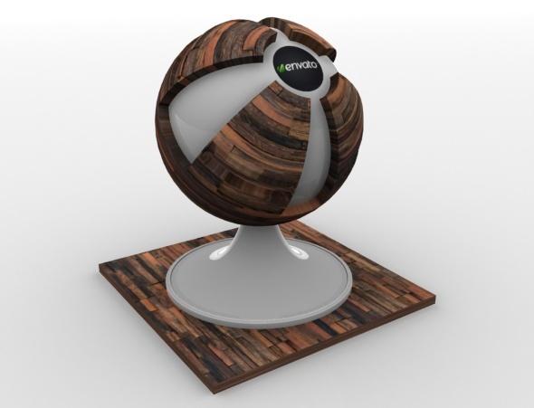 3DOcean Wood Pack 1 6481971
