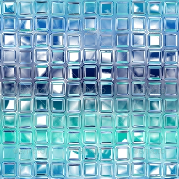 GraphicRiver Abstract glass background 6482441