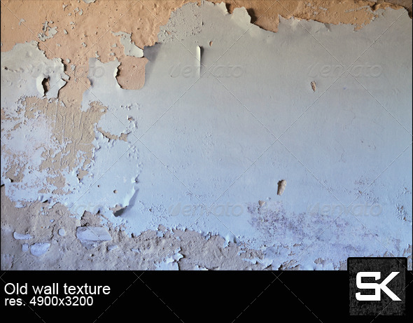 GraphicRiver Old Wall 6483048
