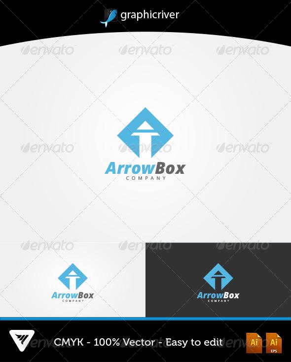GraphicRiver ArrowBox Logo 6483396