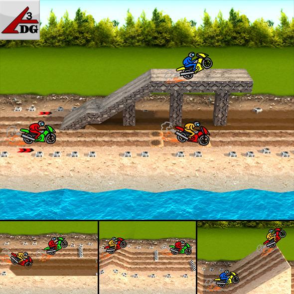 3DOcean Speedway Motorcycle. 6483770