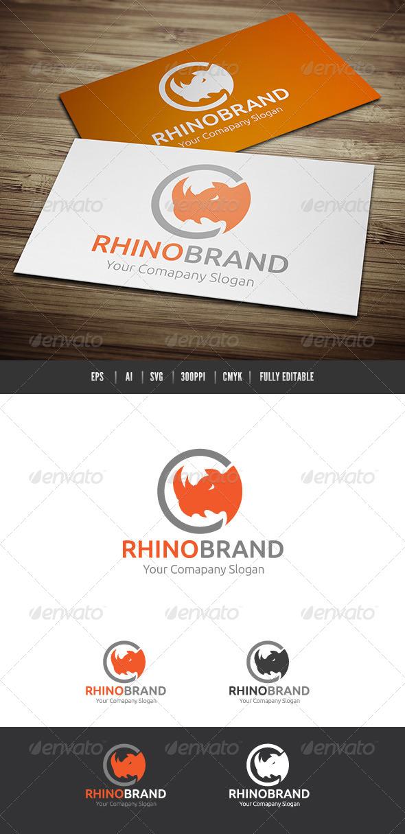 GraphicRiver Rhino Brand 6486408
