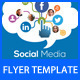 Social Media Flyer Template - GraphicRiver Item for Sale