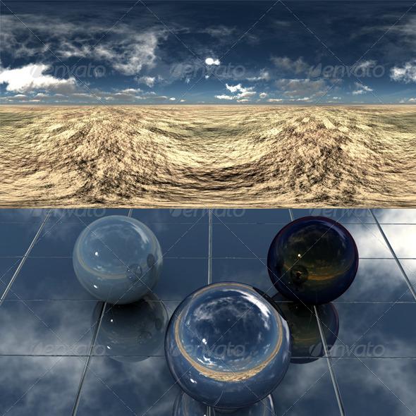 3DOcean Desert 75 6486835