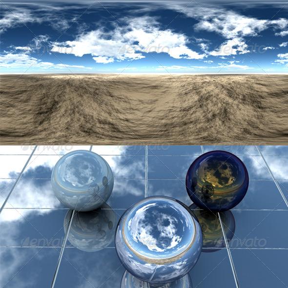 3DOcean Desert 76 6487074