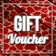Valentine's Day Gift Voucher - GraphicRiver Item for Sale