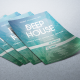 Flyer Deep House - GraphicRiver Item for Sale
