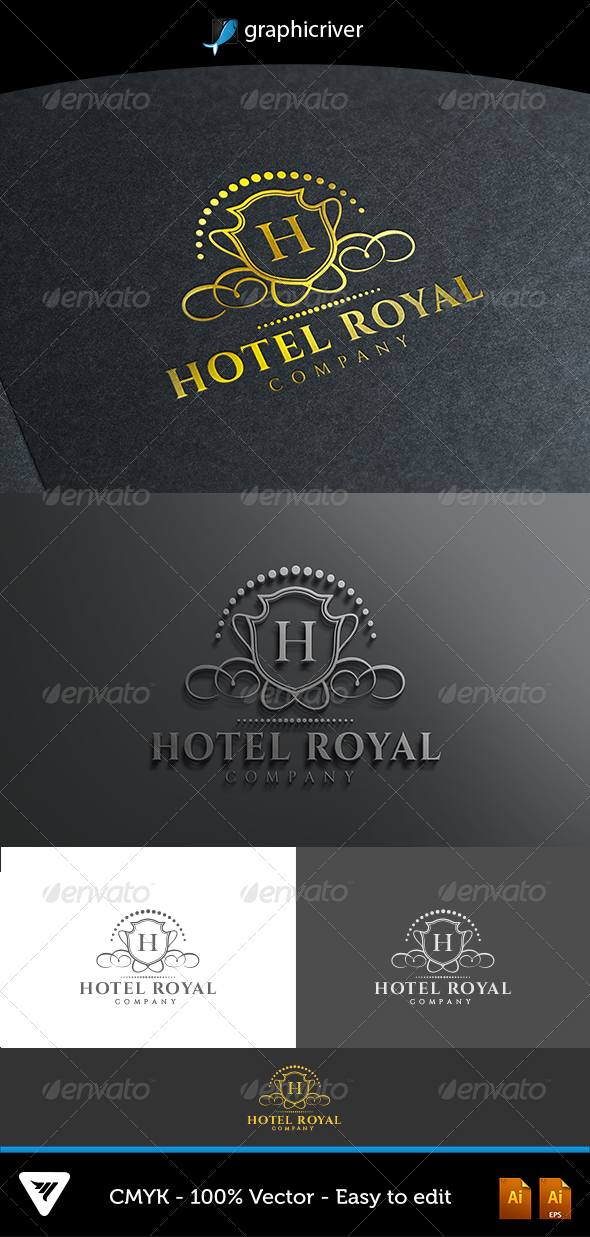 GraphicRiver Hotel Royal 6492627