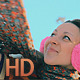 Girl With Scarf - VideoHive Item for Sale