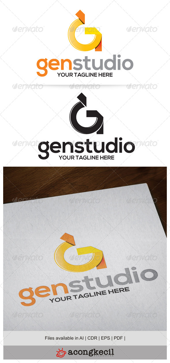 GraphicRiver Gen Studio 6492920