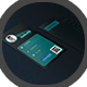 Creative Web Designer Business Card 3.0 - GraphicRiver Item for Sale
