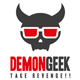 Demon Geek Logo - GraphicRiver Item for Sale