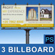Real Estate Business Billboard | Volume 8 - GraphicRiver Item for Sale