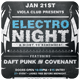 Electro Night - Flyer [Vol.4] - GraphicRiver Item for Sale