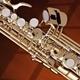 Mellow Soprano Sax Drift