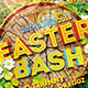 Easter Bash Flyer Template - GraphicRiver Item for Sale