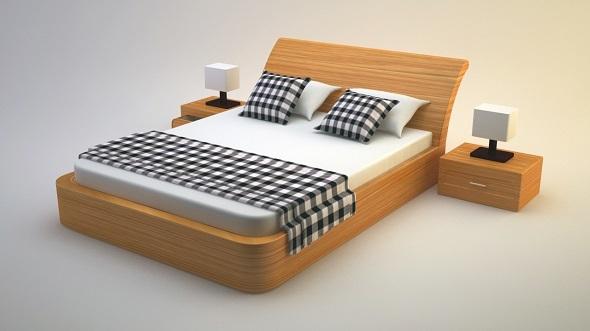 3DOcean Bed 3 6504944