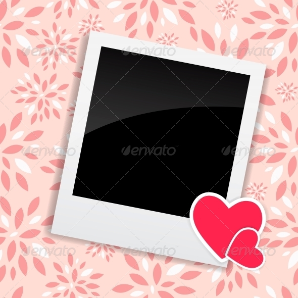 GraphicRiver Valentine`s Day Photo Card 6505216