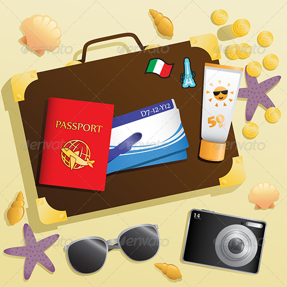 GraphicRiver Travel 6506077