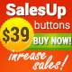 SalesUp Buttons and Badges - GraphicRiver Item for Sale
