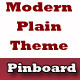 Modern Plain Theme for Pinboard - CodeCanyon Item for Sale