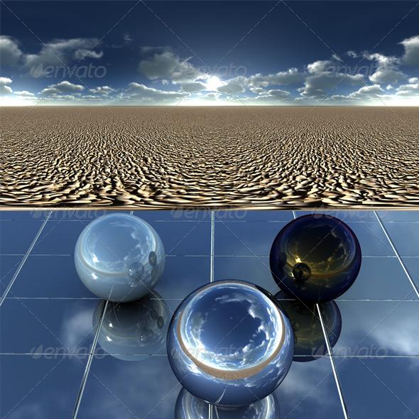 3DOcean Desert 81 6508534
