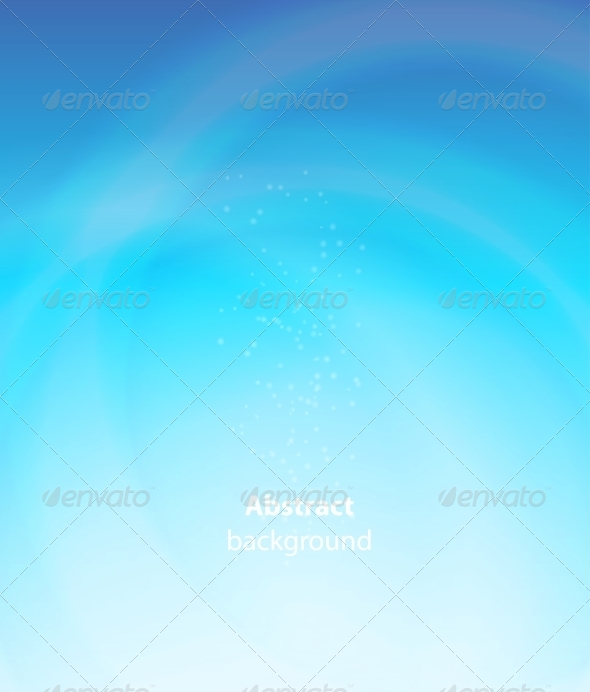 GraphicRiver Abstract Aqua Background Vector Iillustration 6509272