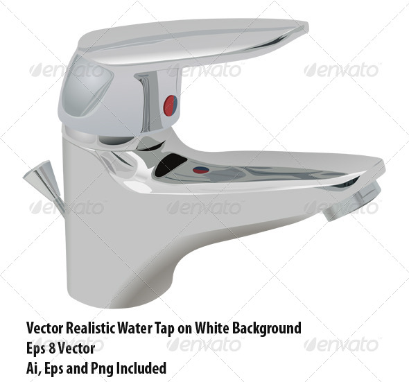 GraphicRiver Water Tap 6509827
