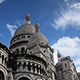 Basilica Montmartre in Paris - Timelapse - VideoHive Item for Sale