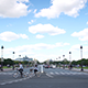 Trafic in Paris Street - VideoHive Item for Sale
