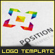 Corporate Logo - Position - GraphicRiver Item for Sale
