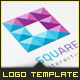 Corporate Logo - Square Interactive - GraphicRiver Item for Sale