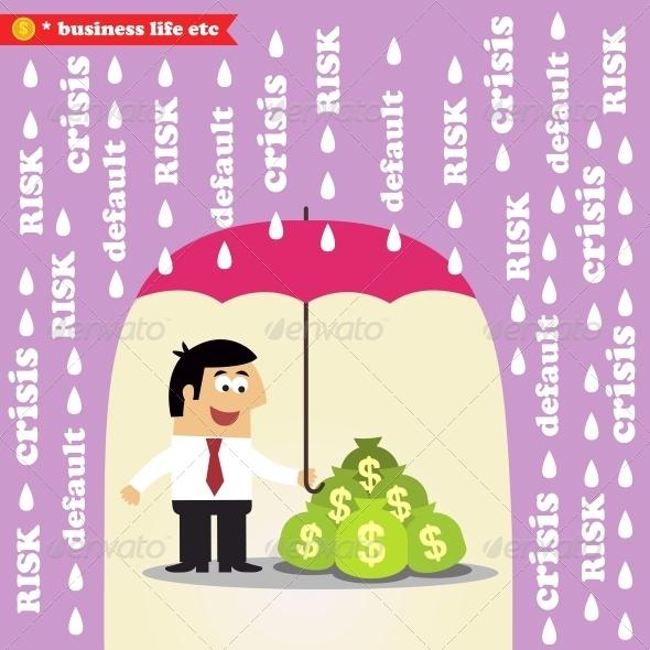 GraphicRiver Money Risk Management 6515758