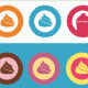 Premium Set Cupcake Bakery and Ice Cream - GraphicRiver Item for Sale