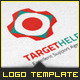 Corporate Logo - Target Support - GraphicRiver Item for Sale