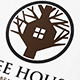 Tree House Logo - GraphicRiver Item for Sale